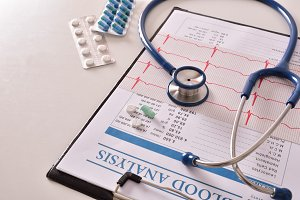 Clipboard and cardio treatment