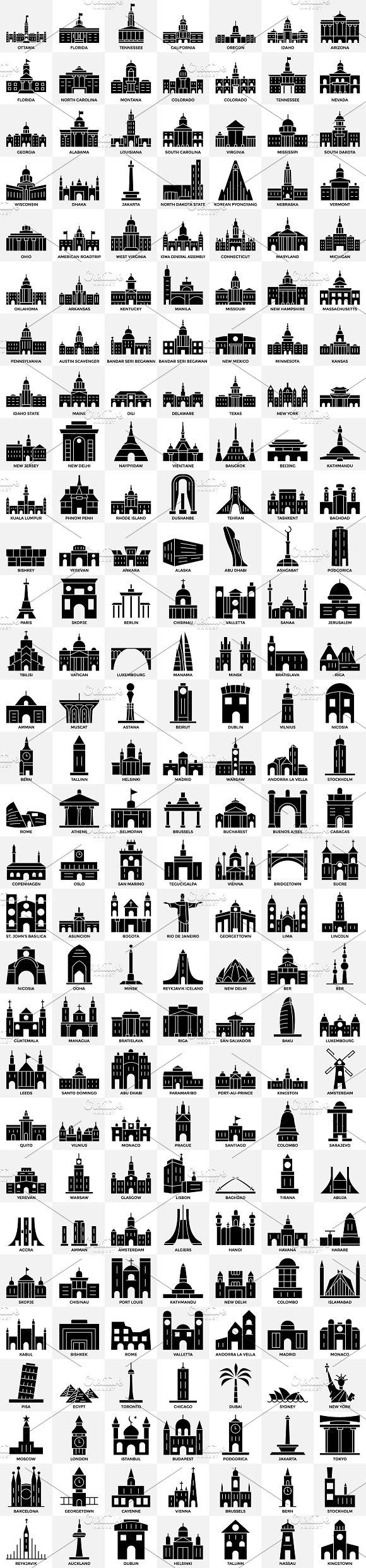Capital World Landmarks