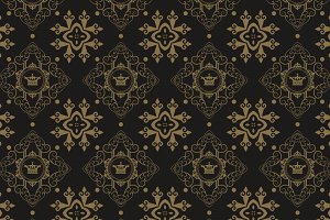 Wallpaper Pattern Art Deco