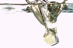 iced splash