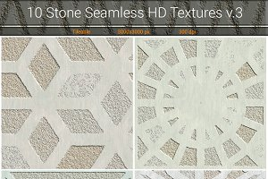 Stone HD Seamless Textures v.3