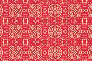 chinese art, background pattern