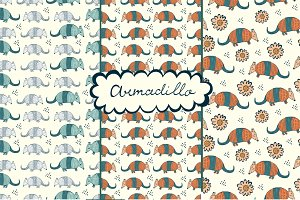 Armadillo Patterns
