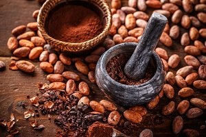 Cocoa concept