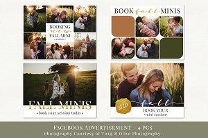 Facebook Advertisement Bundle vol 1