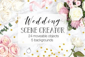 Wedding Scene Creator - Top View