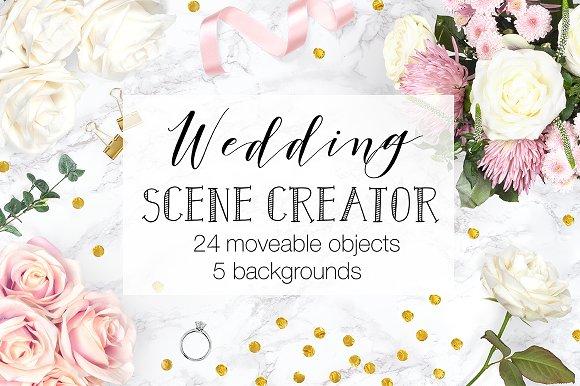 Download Wedding Scene Creator - Top View