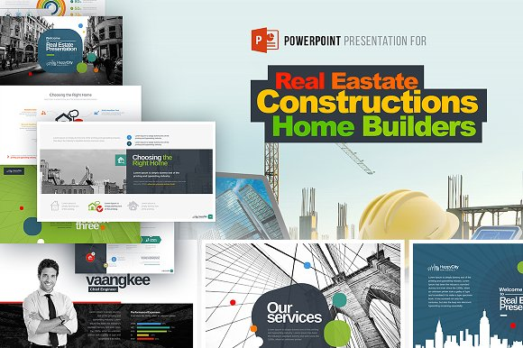 Real Estate Construction PowerPoint