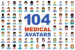 Medical avatars