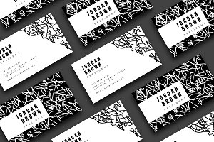 Mary Ann | Business Card Template