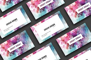 Amelie | Business Card Template