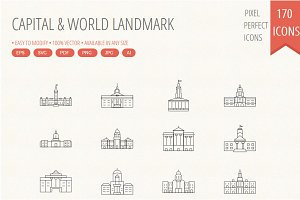 Capital & World Landmark