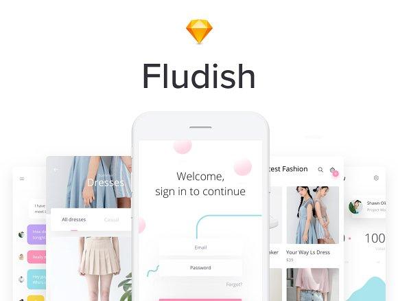 Fluent Fluent IOS UI Kit