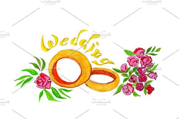 Illustration For The Wedding