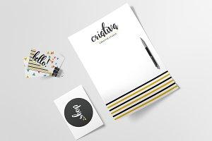 Logo & Brand Suite Criativa