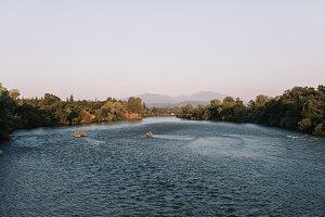 Sacramento River - Turtle Bay