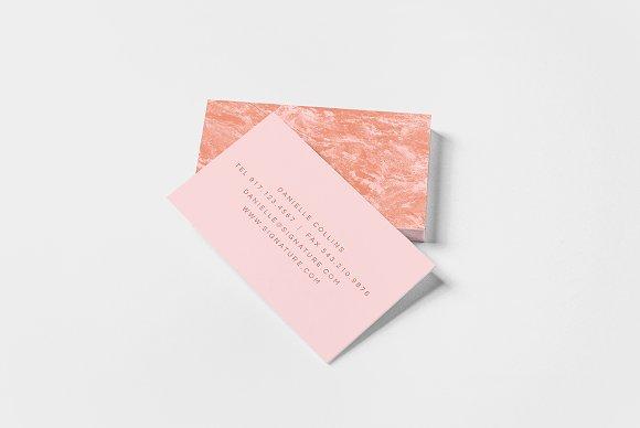 Terrain Business Card