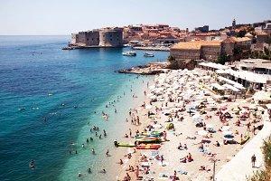 Dubrovnik Public Beach