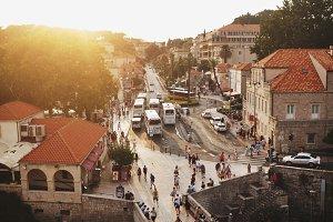 Dubrovnik by Dusk