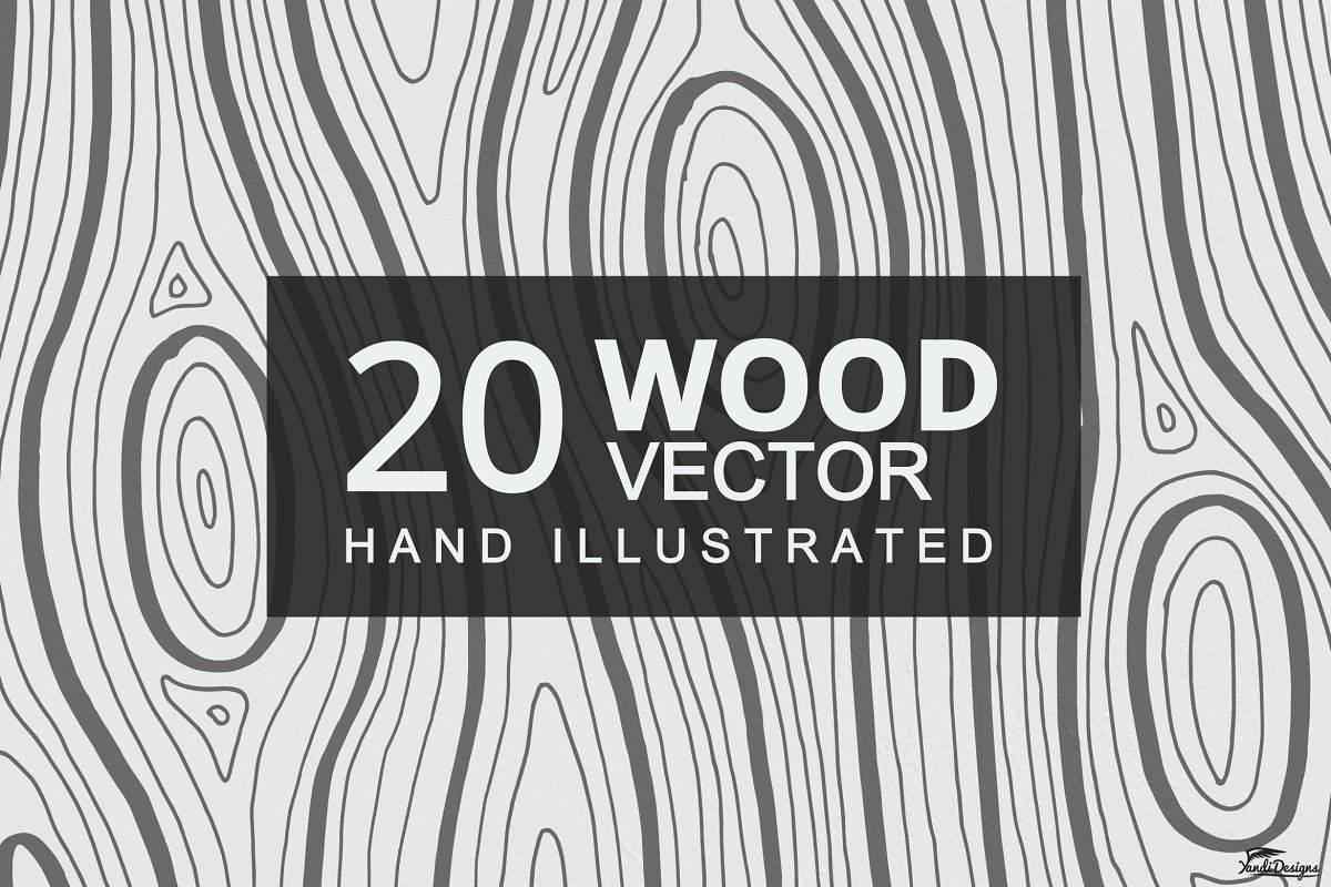 Wood Texture Vector ~ Textures ~ Creative Market