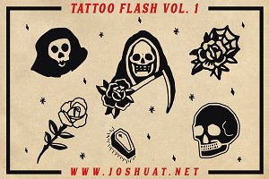 TATTOO FLASH VOL 1
