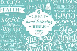 6 GREAT BIBLE VERSES part 5