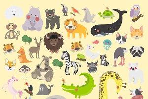 Animal vector