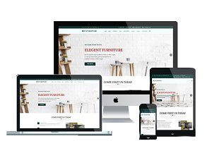 ET Furniture – Furniture Website