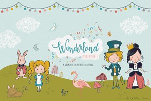 Wonderland Adventures