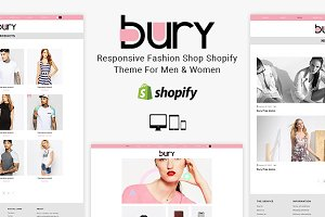 Bury - Fashion Shop Shopify Theme