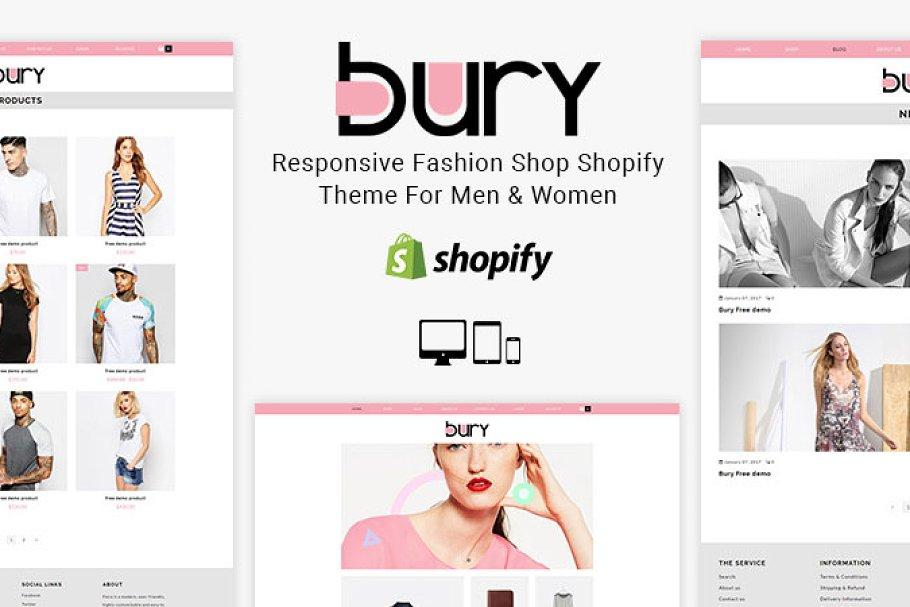 Mogo - Fastest Shopify Theme ~ Web Themes ~ Creative Market