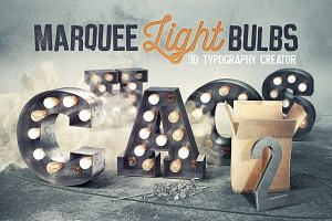 Marquee Light Bulbs 2 - Chaos