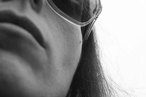 Sunglasses in Selfportrait