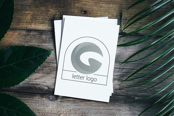 Letter G Logo Kit