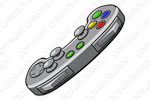 Video Games Console Controller