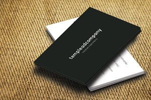 Corporate Business Card SE0252