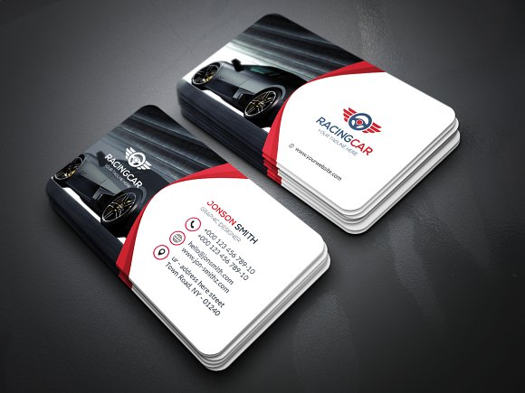 Business Cards » Designtube