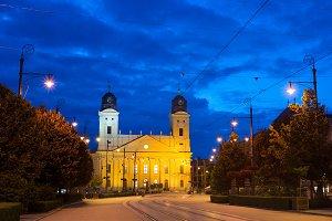 Reformed Great Church, Debrecen
