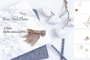Bundle - Rustic Styled Stock Photos