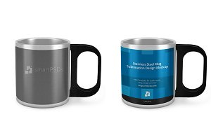 Stainless Steel Mug Sublimation