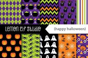 Happy Halloween Paper (LES.DP47)