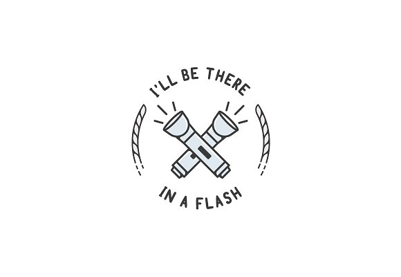 I'll Be There In A Flash