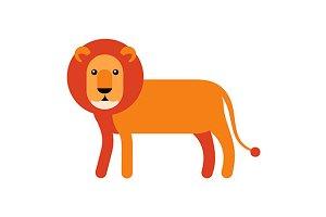 Lion vector illustration