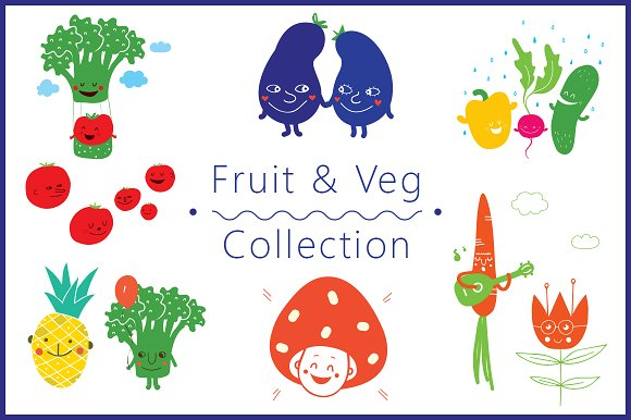Fruit Veg Collection