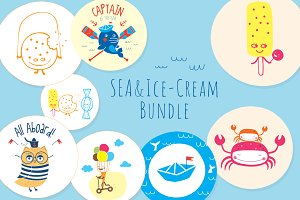 Sea & Ice-Cream Bundle