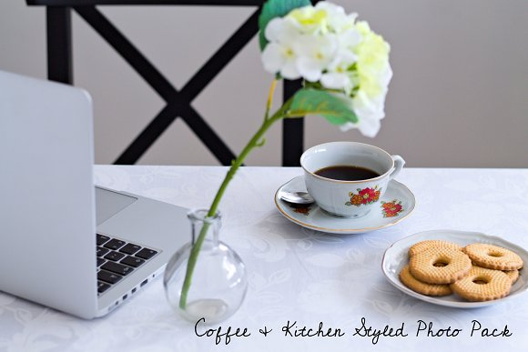 Coffee Kitchen Styled Photo Pack