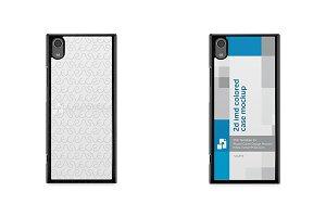 Sony Xperia XA1 2d IMD Case