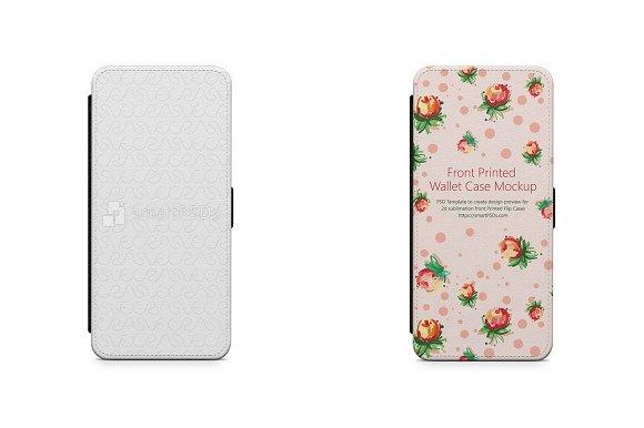Samsung Galaxy S8 2d Wallet Case