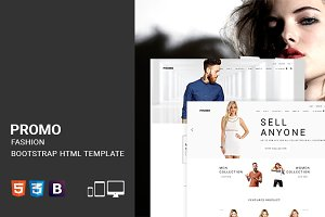Promo - Fashion HTML Template