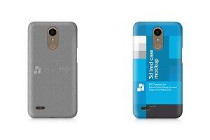 LG K10 2017 3d IMD Mobile Case